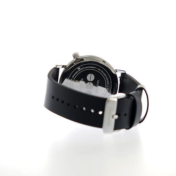 コモノ KOMONO Walther クオーツ ユニセックス 腕時計 KOM-W4032 ホワイト【】【楽ギフ_包装】