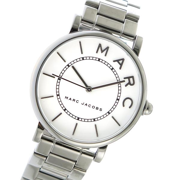 マークジェイコブス MARC JACOBS クオーツ レディース 腕時計 MJ3521 ホワイト/シルバー【】【楽ギフ_包装】