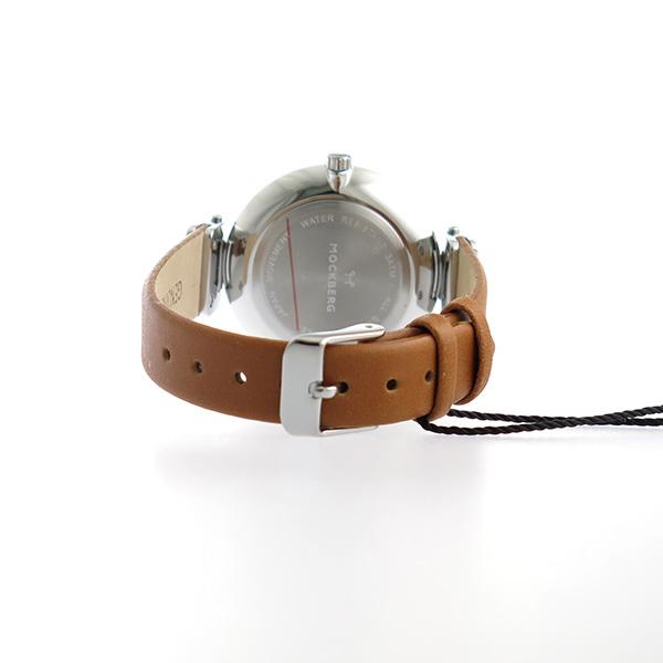 モックバーグ MOCKBERG クオーツ レディース 腕時計 MO112 ブラック【】【楽ギフ_包装】