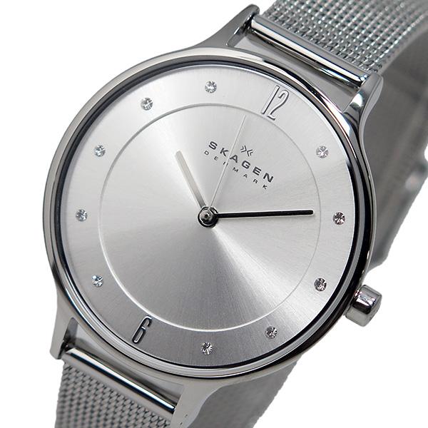 スカーゲン SKAGEN クオーツ レディース 腕時計 SKW2149 シルバー