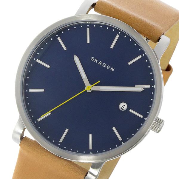 スカーゲン SKAGEN クオーツ メンズ 腕時計 SKW6279 ダークブルー【送料無料】