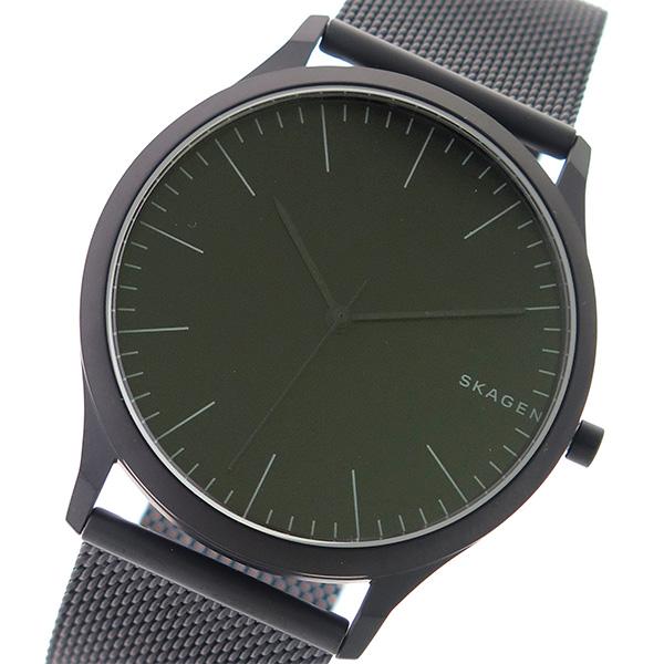 スカーゲン SKAGEN クオーツ メンズ 腕時計 SKW6422 ブラック/ブラック【送料無料】