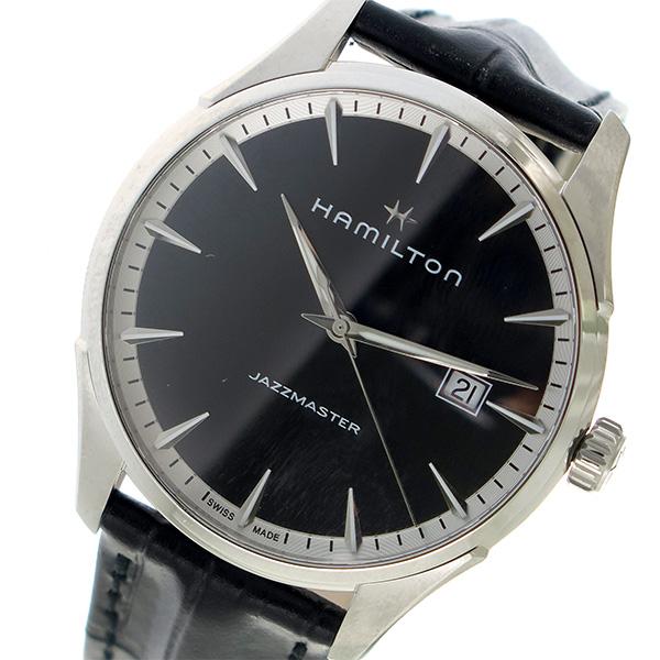 ハミルトン HAMILTON ジャズマスター クオーツ 腕時計 H32451731【送料無料】
