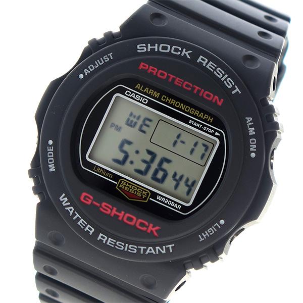 カシオ CASIO Gショック G-SHOCK クオーツ メンズ 腕時計 時計 DW-5750E-1JF デジタル 国内正規