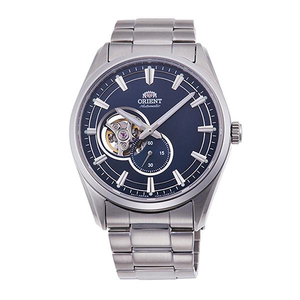 オリエント ORIENT CONTEMPORARY 自動巻き メンズ 腕時計 RN-AR0002L ネイビー/シルバー【送料無料】