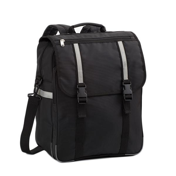スクールバッグ メンズ レディース 43170-1H ブラック【送料無料】