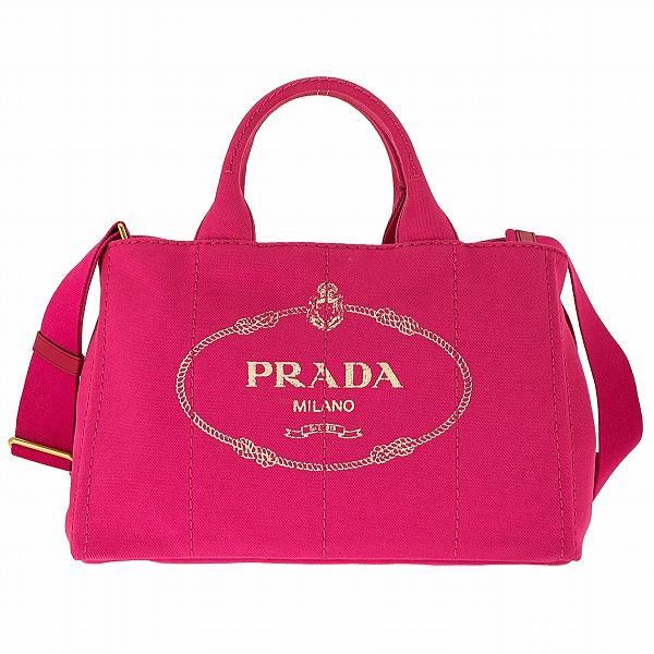 プラダ PRADA ショルダーバッグ レディース 1BG642CANAPA-FUX
