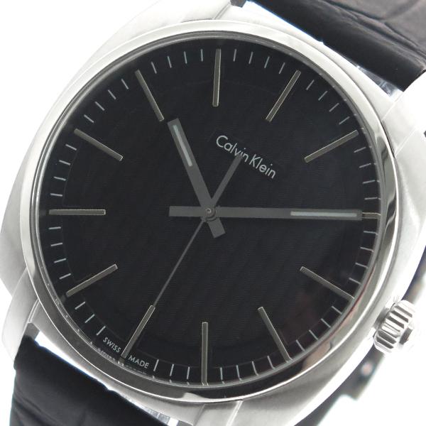 カルバンクライン CALVIN KLEIN 腕時計 時計 メンズ K5M311C1 クォーツ ブラック