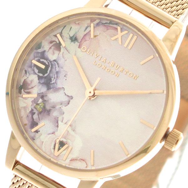 オリビアバートン OLIVIA BURTON 腕時計 レディース OB16PP39 クォーツ ピンクゴールド【送料無料】