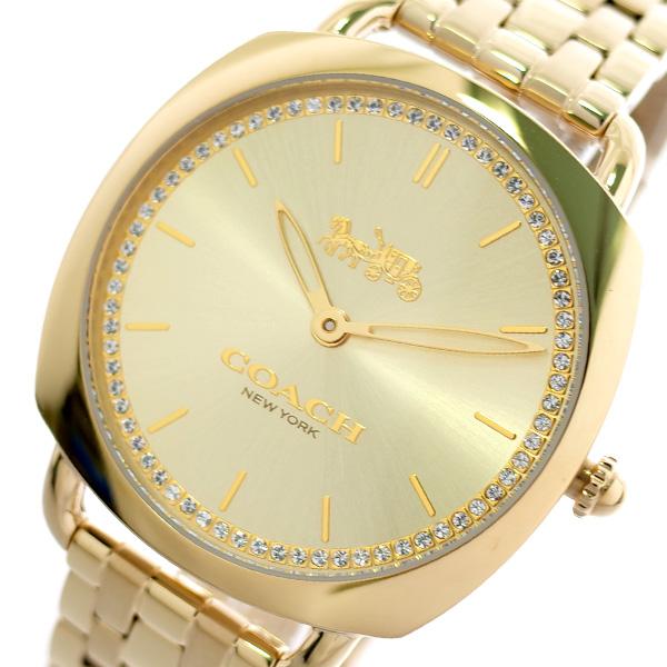 コーチ COACH 腕時計 レディース 14503011 グランド GRAND クォーツ ゴールド【送料無料】