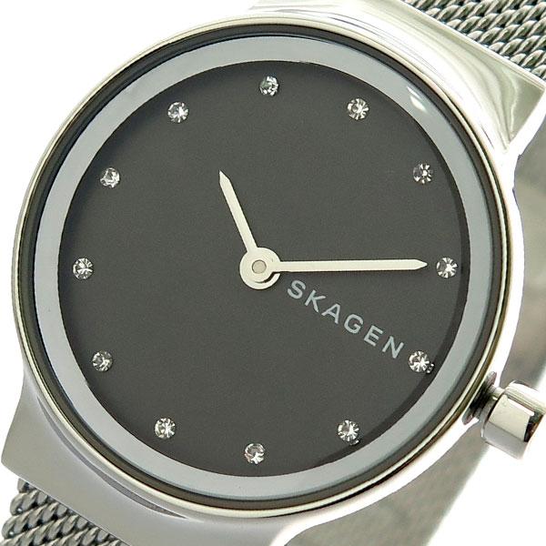 スカーゲン SKAGEN 腕時計 レディース SKW2667 フレヤ FREJA クォーツ グレー シルバー