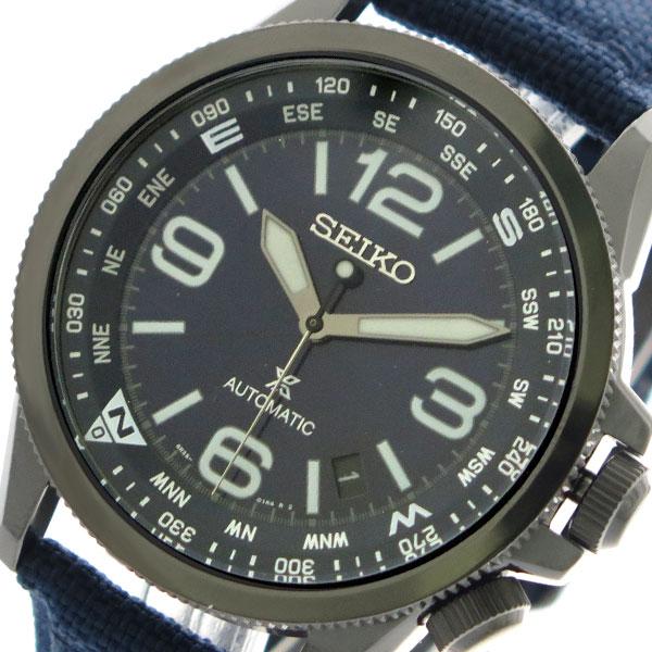 セイコー SEIKO 腕時計 メンズ SRPC31K1 プロスペックス PROSPEX 自動巻き ネイビー【送料無料】