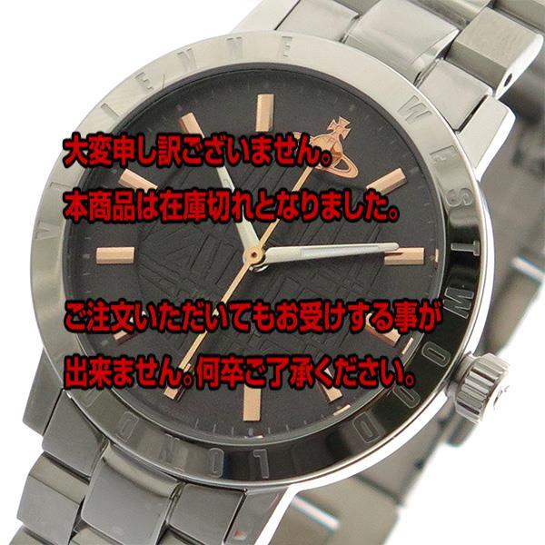 ヴィヴィアンウエストウッド VIVIENNE WESTWOOD 腕時計 メンズ レディース VV152CHSL クォーツ グレー シルバー【送料無料】