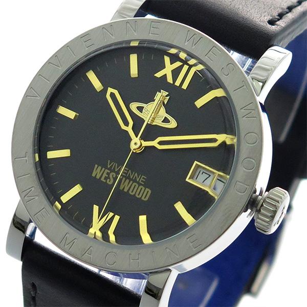 ヴィヴィアンウエストウッド VIVIENNE WESTWOOD 腕時計 メンズ レディース VV203BKBK クォーツ ブラウン【送料無料】