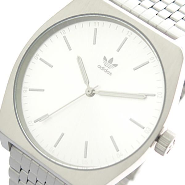 アディダス ADIDAS 腕時計 メンズ レディース Z02-1920 プロセス-M1 PROCESS-M1 CJ6339 クォーツ シルバー【送料無料】