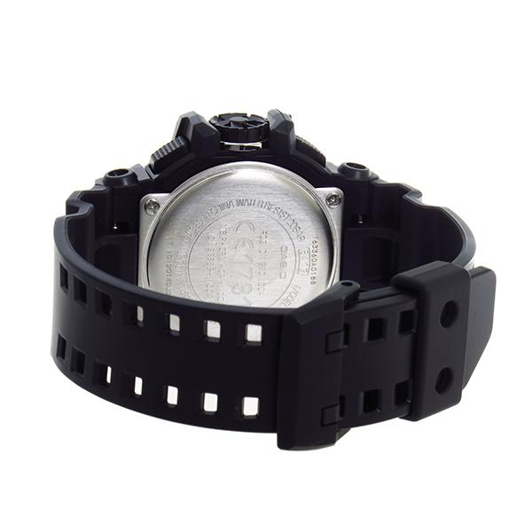 カシオ CASIO Gショック G-SHOCK デジアナ メンズ 腕時計 GBA-400-1A ブラック ブラック【送料無料】