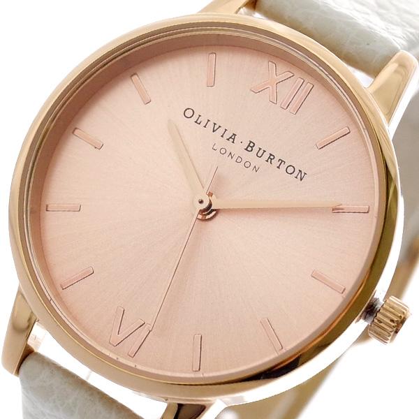 オリビアバートン OLIVIA BURTON 腕時計 レディース OB14MD21 クォーツ ピンクゴールド アイボリー ピンクゴールド【送料無料】