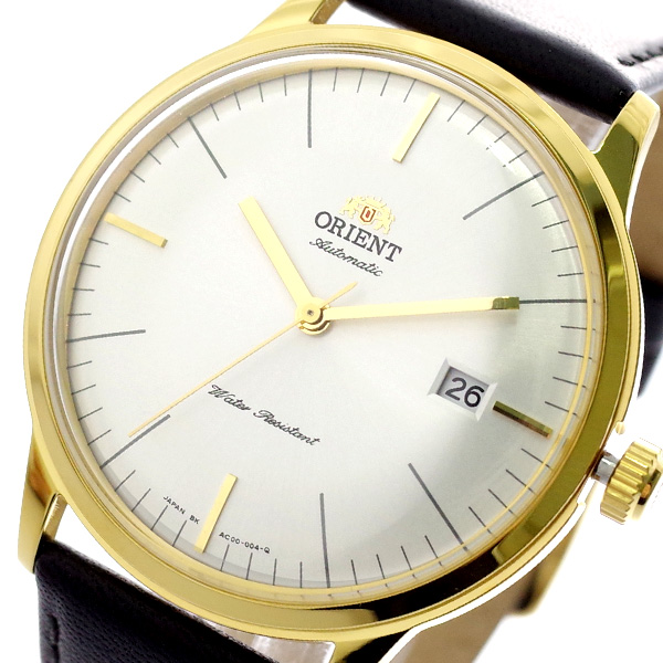 ※ラッピング ※ 送料無料 ラッピング無料 オリエント ORIENT 定番の人気シリーズPOINT(ポイント)入荷 腕時計 自動巻き メンズ ホワイト ブラック SAC0000BW0