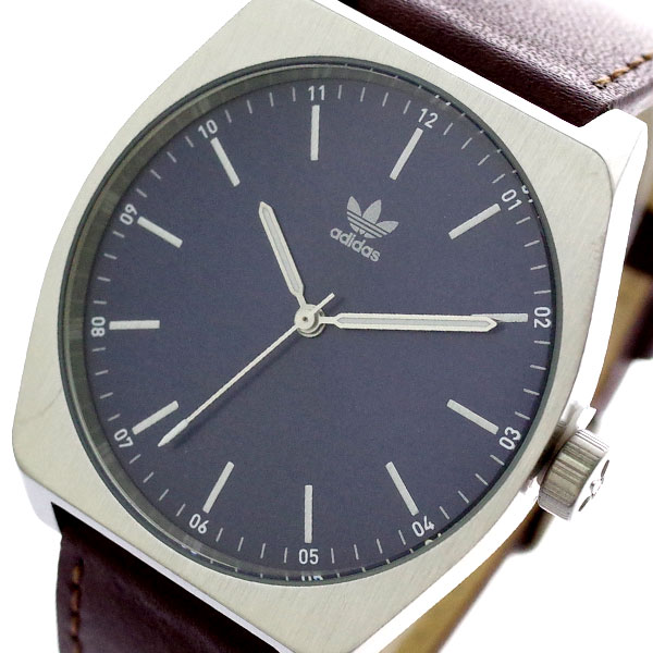 アディダス ADIDAS 腕時計 メンズ レディース Z05-2920 プロセス-L1 PROCESS-L1 CJ6345 クォーツ ネイビー ダークブラウン ネイビー【送料無料】