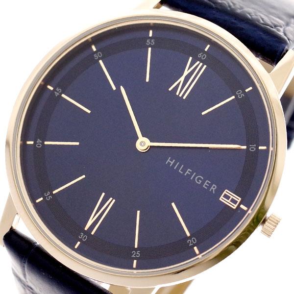 トミーヒルフィガー TOMMY HILFIGER 腕時計 メンズ レディース 1791515 クーパー COOPER クォーツ ネイビー ネイビー【送料無料】