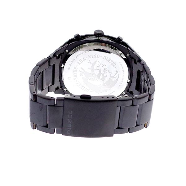 ディーゼル DIESEL 腕時計 メンズ DZ4497 クォーツ ベージュゴールド ブラック ベージュゴールド