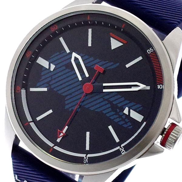 ラコステ LACOSTE 腕時計 メンズ 2010940 CAPBRETON クォーツ ネイビー ネイビー【送料無料】