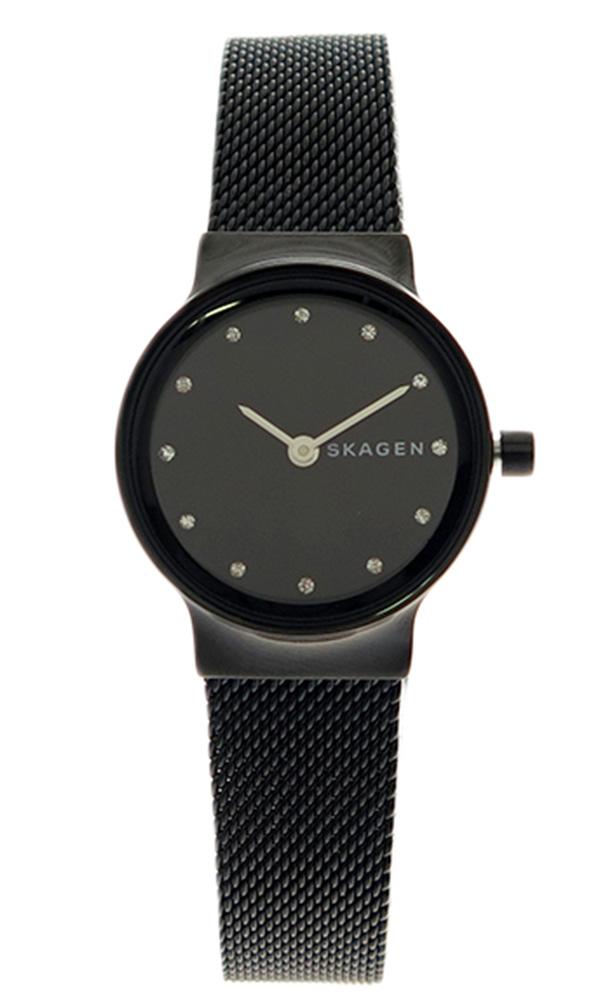 スカーゲン SKAGEN 腕時計 レディース SKW2747 クォーツ ブラック ブラック
