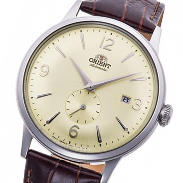 送料無料 ラッピング無料 オリエント ORIENT 腕時計 送料0円 メンズ ブラウン CLASSIC シャンパンゴールド RN-AP0003S 国内正規 Seasonal Wrap入荷 クラシック