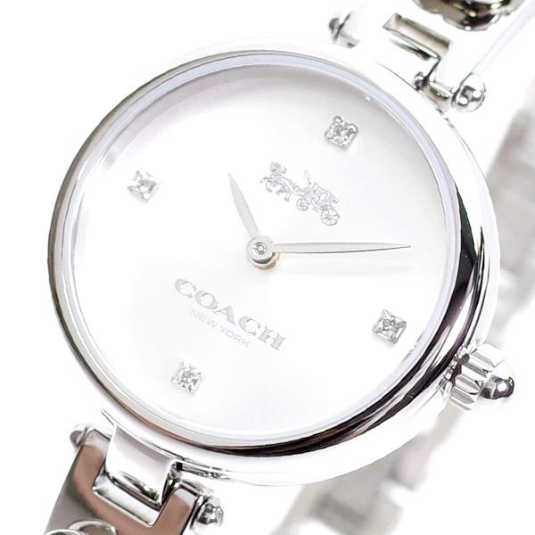 品揃え豊富で コーチ COACH 腕時計 レディース 14503274 クォーツ シルバー【送料無料】, NEW LUXURY STYLE 081b4fd4