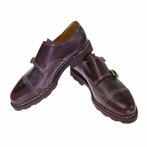 パラブーツ PARABOOT 靴 981413 MARRON LISSE CAFE 6.5 ウィリアム WILLIAM ダークブラウン【送料無料】