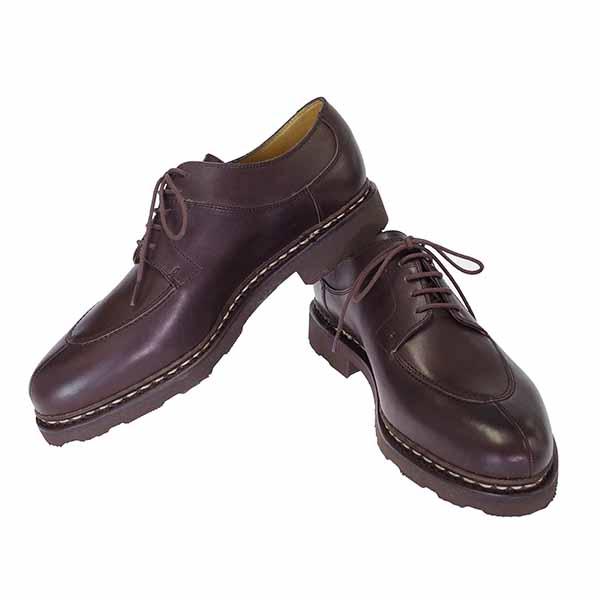 パラブーツ PARABOOT 靴 705112 MARRON LISSE CAFE 7.0 アヴィニョン AVIGNON ダークブラウン【送料無料】
