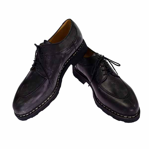 パラブーツ PARABOOT 靴 705109 NOIRE LISSE NOIR 8.0 アヴィニョン AVIGNON ブラック【送料無料】