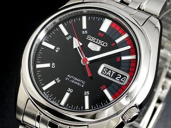 セイコー 5 SEIKO ファイブ 腕時計 時計 日本製モデル SNK375J1