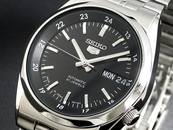 セイコー 5 SEIKO ファイブ 腕時計 時計 日本製モデル SNK567J1