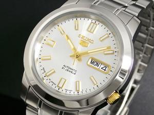 セイコー 5 SEIKO FIVE 腕時計 時計 自動巻き 日本製 SNKK09J1