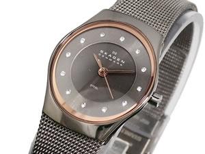 スカーゲン SKAGEN 腕時計 レディース 693XSMM 送料無料qSUMpzV