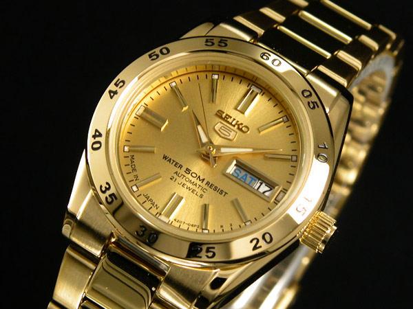 セイコー 5 SEIKO ファイブ 腕時計 自動巻き レディース SYMG44J1【送料無料】