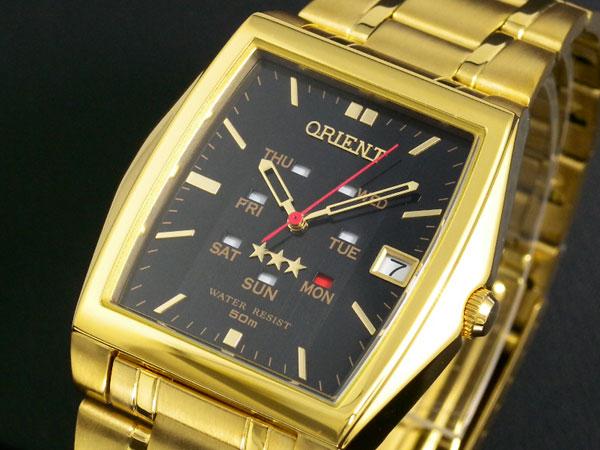 【残りわずか】 オリエント URL001PM ORIENT ORIENT 腕時計 腕時計 サイクルカレンダー 自動巻き URL001PM, 熊本椎茸:107116b3 --- delipanzapatoca.com