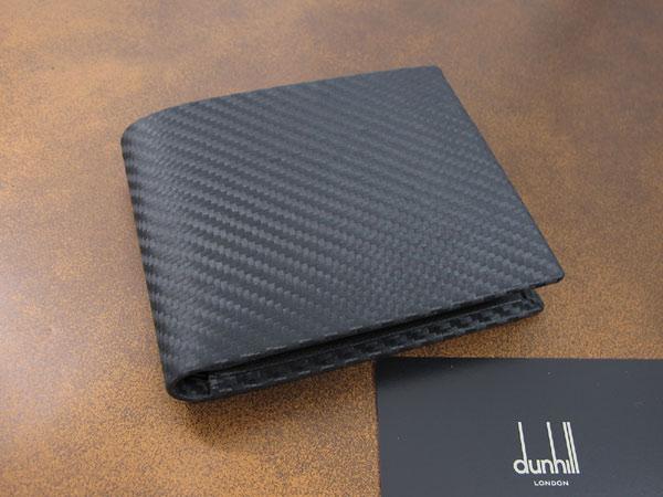 DUNHILL ダンヒル シャーシ 二つ折り 短財布 L2H232A【ラッピング無料】【送料無料】