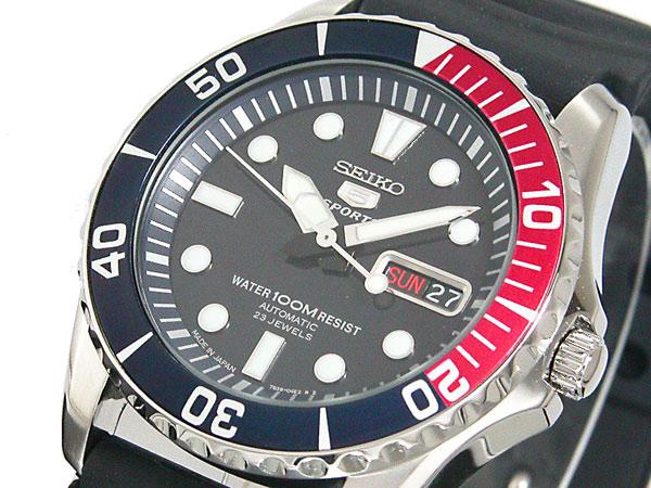 セイコー5 SEIKO ファイブ スポーツ 腕時計 自動巻き SNZF15J2【送料無料】