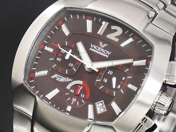 バーセロイ VICEROY 腕時計 フェルナンドアロンソ VC-432015-45【送料無料】