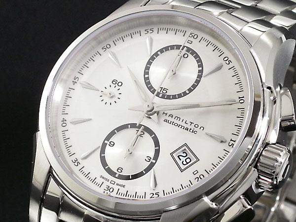 HAMILTON ハミルトン ジャズマスター オートクロノ 腕時計 H32616153【送料無料】