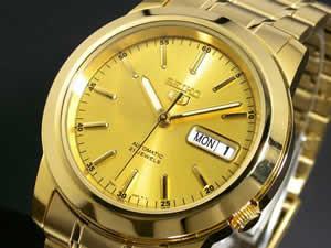 セイコー 5 SEIKO ファイブ 腕時計 時計 自動巻き SNKE56K1【送料無料】