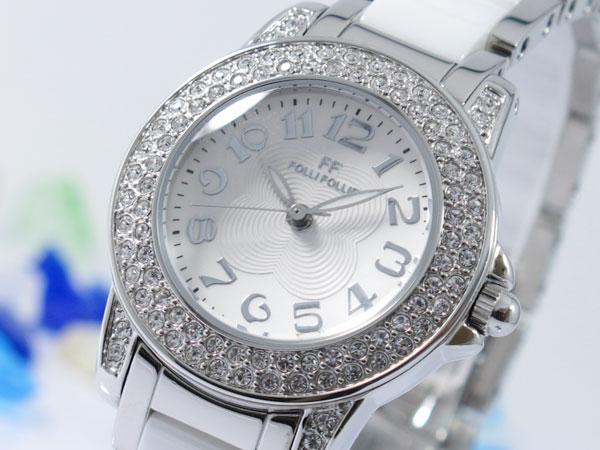 Folli Follieフォリフォリ 腕時計 レディース WF9A020BPS【送料無料】