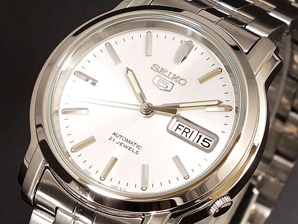 セイコー 5 SEIKO FIVE 腕時計 時計 自動巻き SNKK65K1