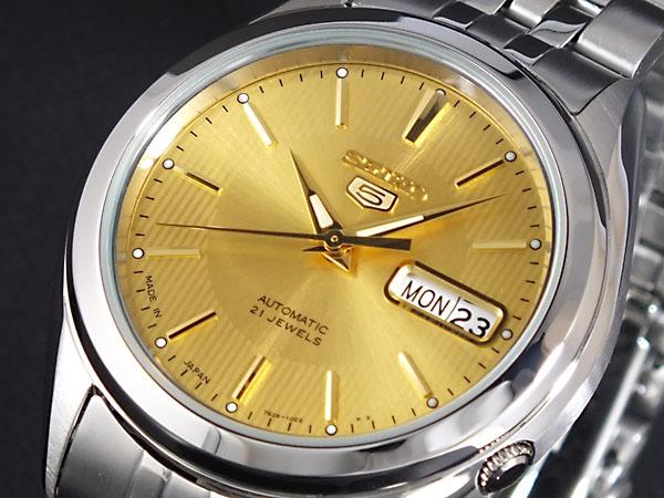 セイコー 5 SEIKO ファイブ 腕時計 時計 日本製モデル SNKL21J1