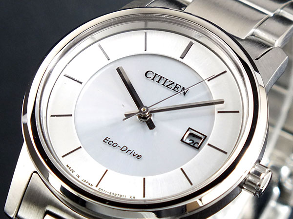 シチズン CITIZEN エコドライブ レディース 腕時計 EW1560-57A【送料無料】【ラッピング無料】