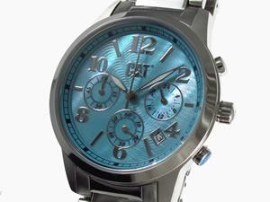 オープニング 大放出セール CAT キャタピラー 腕時計 ボーイズ クロノグラフ CM24311717【送料無料】, ナカク 7324139e