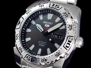 SEIKO 5 セイコー 腕時計 自動巻き 日本製 新型ムーブ SRP165J1【】:リコメン堂ファッション館
