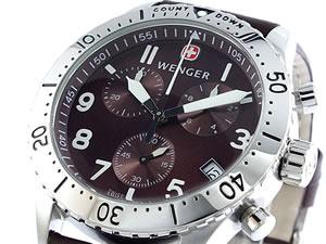 ウェンガー WENGER 腕時計 エアログラフ 77004 G10【送料無料】